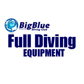 Full Diving Equipments , rental